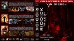 Riddick Trilogy (1999-2013) R1 Custom Blu-Ray Cover