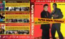 Rush Hour Trilogy (1998-2007) R1 Custom Blu-Ray Cover