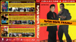 Rush Hour Trilogy (1998-2007) R1 Custom Blu-Ray Cover