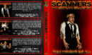 Scanners: The Complete Collection (1980-1991) R1 Custom Blu-Ray Cover
