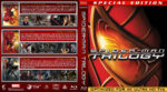 Spider-man Trilogy (2002-2007) R1 Custom Blu-Ray Covers