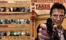 Taken Trilogy (2008-2015) R1 Custom Blu-Ray Cover
