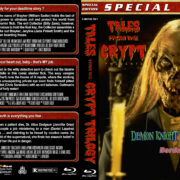 Tales from the Crypt Trilogy (1994-2001) R1 Custom Blu-Ray Cover