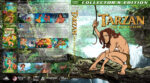 Tarzan: The Collection (1999-2005) R1 Custom Blu-Ray Covers