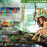 Tarzan: The Collection (1999-2005) R1 Custom Blu-Ray Covers