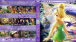 TinkerBell Trilogy (2008-2010) R1 Custom Blu-Ray Cover