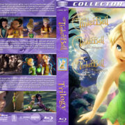 TinkerBell Trilogy (2008-2010) R1 Custom Blu-Ray Cover