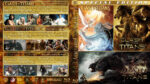 Titans Trilogy (1981-2012) R1 Custom Blu-Ray Cover