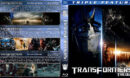 Transformers Trilogy (2007-2011) R1 Custom Blu-Ray Cover