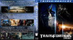 Transformers Trilogy (2007-2011) R1 Custom Blu-Ray Cover