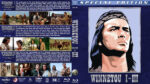 Winnetou Triple (1963-1965) R1 Custom Blu-Ray Covers
