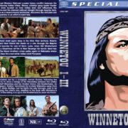 Winnetou Triple (1963-1965) R1 Custom Blu-Ray Covers