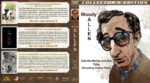 Woody Allen Triple Feature (1969-1984) R1 Custom Blu-Ray Cover
