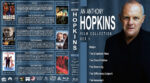 Anthony Hopkins Film Collection – Set 1 (1978-1992) R1 Custom Blu-Ray Cover