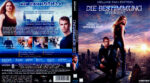 Die Bestimmung – Divergent (2014) R2 German Blu-Ray Covers