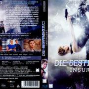Die Bestimmung - Insurgent (2015) R2 German Blu-Ray Covers