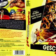 Die unglaubliche Geschichte des Mr. C (1957) R2 German Blu-Ray Covers