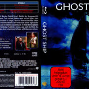 Ghost Ship (2002) R2 German Blu-Ray Cover