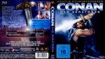 Conan der Zerstörer (1984) R2 German Blu-Ray Cover