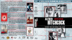 Alfred Hitchcock: The Essentials Collection (1954-1960) R1 Custom Blu-Ray Cover