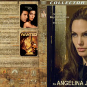 Angelina Jolie Collection (1998-2010) R1 Custom Blu-Ray Cover