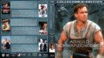 Arnold Schwazernegger – Volume 2 (1990-1996) R1 Custom Blu-Ray Cover