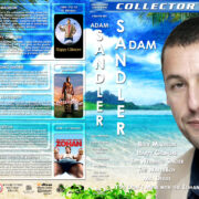 Adam Sandler Collection (1995-2008) R1 Custom Blu-Ray Cover