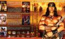 Arnold Schwazernegger Collection (5-disc) (1982-1988) R1 Custom Blu-Ray Cover