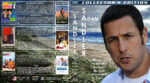 Adam Sandler Collection (6-disc) (1998-2006) R1 Custom Blu-Ray Cover