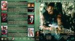 Arnold Schwazernegger – Volume 1 (1985-1988) R1 Custom Blu-Ray Cover