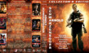 Arnold Schwazernegger Collection - Volume 1 (1982-1990) R1 Custom Blu-Ray Cover