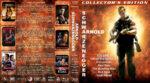 Arnold Schwazernegger Collection – Volume 1 (1982-1990) R1 Custom Blu-Ray Cover