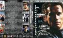 Arnold Schwazernegger Collection - Volume 2 (1990-2000) R1 Custom Blu-Ray Cover