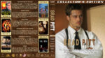 Brad Pitt Collection – Set 1 (1988-1995) R1 Custom Blu-Ray Cover