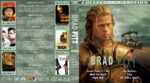 Brad Pitt Collection – Set 2 (1997-2005) R1 Custom Blu-Ray Cover