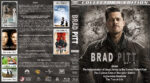 Brad Pitt Collection – Set 3 (2006-2011) R1 Custom Blu-Ray Cover
