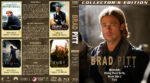 Brad Pitt Collection – Set 4 (2011-2014) R1 Custom Blu-Ray Cover