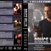 BRUCE WILLIS: A COLLECTION (1991-1999) R1 Custom Blu-Ray Cover