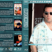 Bruce Willis: A Collection (1987-1993) R1 Custom Blu-Ray Cover
