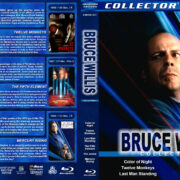 Bruce Willis – Collection 2 (1994-1998) R1 Custom Blu-Ray Cover