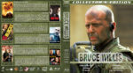 Bruce Willis – Collection 4 (2003-2012) R1 Custom Blu-Ray Cover