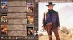 Clint Eastwood Collection – Volume 2 (1969-1974) R1 Custom Blu-Ray Cover