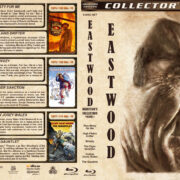Clint Eastwood Director's Collection – Volume 1 (1971-1977) R1 Custom Blu-Ray Cover