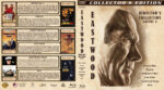 Clint Eastwood Director's Collection – Volume 2 (1980-1988) R1 Custom Blu-Ray Cover