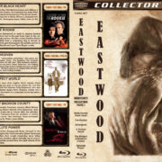 Clint Eastwood Director's Collection – Volume 3 (1990-1997) R1 Custom Blu-Ray Cover