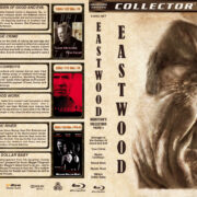 Clint Eastwood Director's Collection – Volume 4 (1997-2004) R1 Custom Blu-Ray Cover