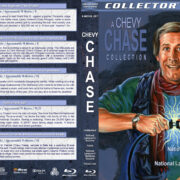 A Chevy Chase Collection (1980-1989) R1 Custom Blu-Ray Cover