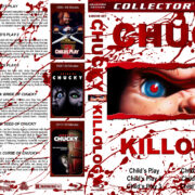 Chucky Killology (1988-2013) R1 Custom Blu-Ray Covers
