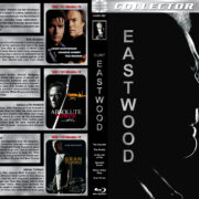 Clint Eastwood Collection (6-disc) (1977-2008) R1 Custom Blu-Ray Cover