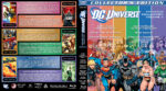 DC Universe Animated Collection – Volume 2 (2009-2011) R1 Custom Blu-Ray Cover